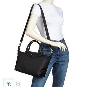 Longchamp Le Pliage Neo Small Crossbody Bag Strap